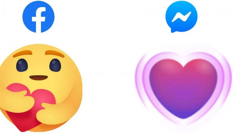 """""""Facebook"""" санаа тавьж, халамжилж буйг илэрхийлсэн шинэ эможи гаргана"""